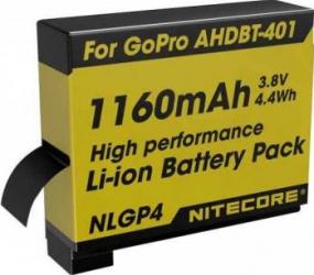 Acumulatorul Nitecore NLGP4 Lanterne si Accesorii