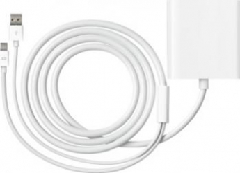Adaptor Apple de la Mini DisplayPort la Dual-Link DVI