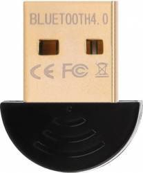 Adaptor Bluetooth 4.0 USB BT4 Negru Adaptoare
