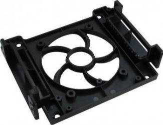 Adaptor carcasa Inter-Tech cadru montare HDD-SSD 5.25 inch la 2.5-3.5 inch Adaptoare