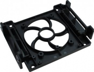 Adaptor carcasa Inter-Tech cadru montare HDD-SSD 5.25 inch la 2.5-3.5 inch