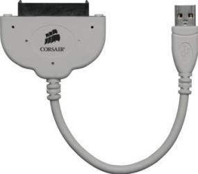 Adaptor Corsair SSD and Hard Disk Drive Cloning Kit USB3.0 SATA Adaptoare