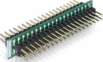 Adaptor Delock 65089 40 pin IDE male la 40 pin IDE male