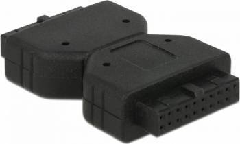 Adaptor Delock USB 3.0 Pin Header M-M adaptoare