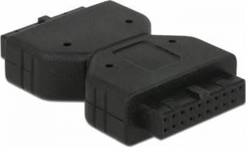 Adaptor Delock USB 3.0 Pin Header M-M Adaptoare