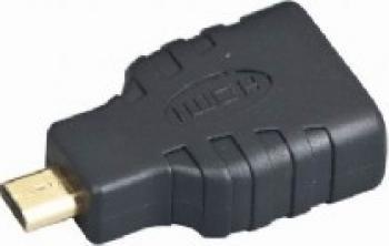 Adaptor Gembird HDMI la Micro HDMI Mama - Tata Adaptoare TV