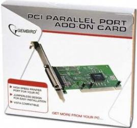 Adaptor Gembird PCI la Parallel Accesorii