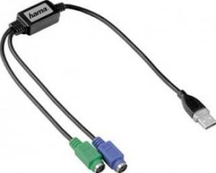 Adaptor Hama USB PS2 Accesorii
