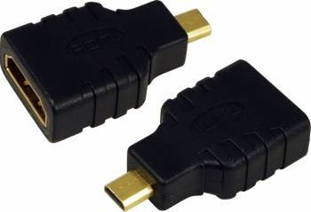 Adaptor Logilink HDMI la microHDMI Adaptoare TV