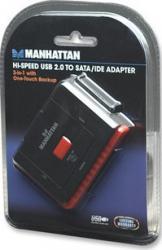 Adaptor Manhattan USB la SATA IDE
