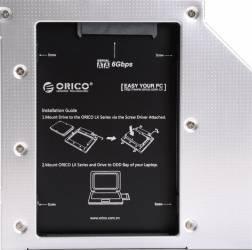 Adaptor HDD Caddy Orico LX Series L127SS HDD 2.5 SATA Adaptoare