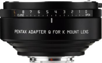 Adaptor Pentax tip Q pentru obiectiv cu montura tip K Alte Accesorii
