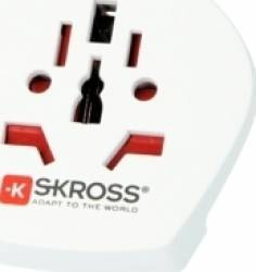 Adaptor universal priza Skross World to Europe 3P