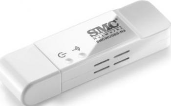 Adaptor USB Wireless SMC SMCWUSBS-N3