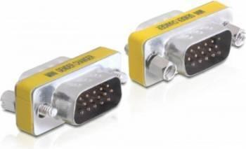 Adaptor VGA 15 pini T-T Adaptoare