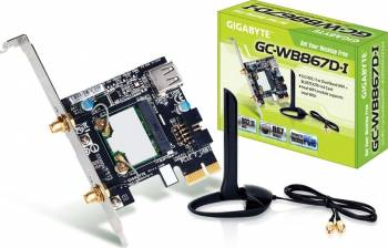 Placa de Retea Wireless Gigabyte GC-WB867D-I