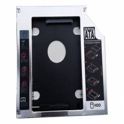 pret preturi Adaptor HDD Caddy HDDSSD pentru unitati optice de grosime 9.5 mm HOPE R