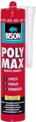 Adeziv universal Bison Poly Max 425 ml Alb Siliconi Spume si Solutii tehnice