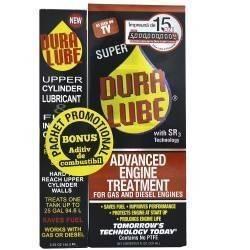 Aditiv ulei motor Super Dura Lube SR3 237ml + Curatator injectoare DuraLube 155ml Intretinere si Cosmetica Auto