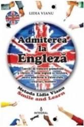 Admiterea La Engleza - Lidia Vianu Carti