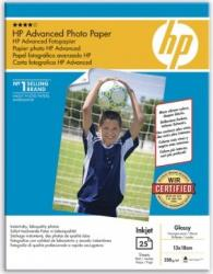 Advanced Glossy Photo Paper HP 25 sheets 13 x 18 cm Hartie