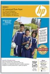 Advanced Glossy Photo Paper HP 60 sheets