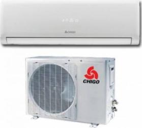 Aparat Aer conditionat Chigo CS-25V3A-1C169AY4J  Basic Range Inverter 9000BTU Clasa A++ racire Clasa A+ incalzire Alb Aparate de Aer Conditionat