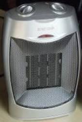 Aeroterma Ceramica Serreno SER-PTC011500W 1500W 2 trepte de putere Aparate de incalzire