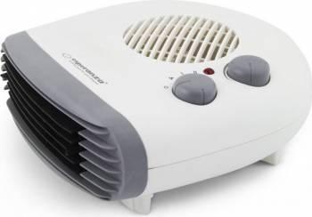 Aeroterma Esperanza EHH003 Sahara 2000W controlul termperaturii termostat mecanic Alb Aparate de incalzire