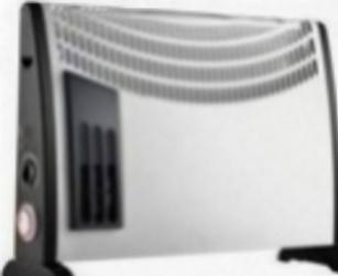 Aeroterma Hausberg HB 8191 2000W 3 trepte de putere termostat reglabil Aparate de incalzire