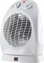 Aeroterma Myria MY4225 2000W 2 trepte de putere termostat Alb