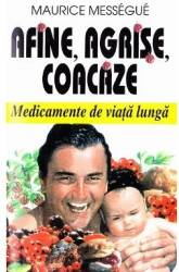 Afine agrise coacaze - Maurice Messegue Carti