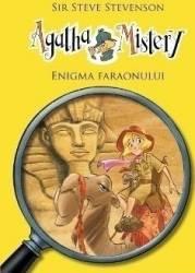 Agatha Mistery Enigma Faraonului - Sir Steve Stevenson Carti
