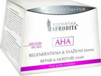 Crema de zi Cosmetica Afrodita Aha Repair and Moisture 50ml Creme si demachiante