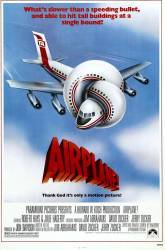 Airplane DVD 1980 Filme DVD