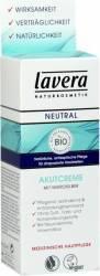 Akutcreme Lavera tratament intensiv cu particule de argint pentru pielea iritata si eczeme Neutral 50ml Tratamente, serumuri