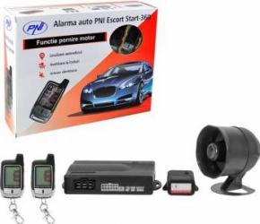 Alarma auto PNI Escort Start 360 PNI-ES360 Detectoare radar si alarme