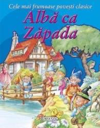 Alba-ca-Zapada - Cele mai frumoase povesti clasice