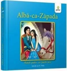 Alba-ca-Zapada - Povesti pentru cei foarte mici