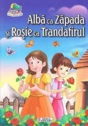 Alba ca Zapada si Rosie ca Trandafirul - Creionul fermecat