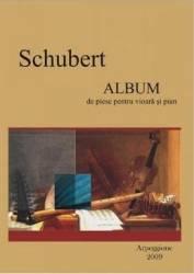 Album De Piese Pentru Vioara Si Pian - Schubert