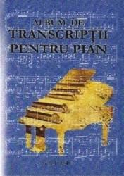 Album de transcriptii pentru pian Carti
