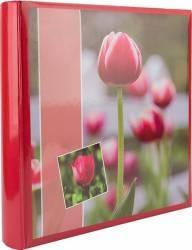Album foto flower red tulip 10x15 500 foto buzunare slip-in Albume Foto