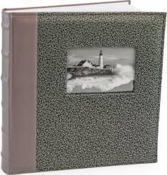 Album foto powerfull personalizabil capacitate mare 500 poze 10x15 culoare maro inchis Albume Foto