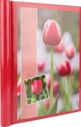 Album foto red flower 20 pagini 23x28 cm file autoadezive rosu Albume Foto