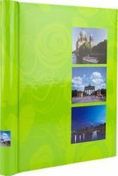 Album poze age big ben 23x28cm 20 file autoadezive verde Albume Foto