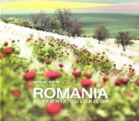 Album Romania - Simfonia Culorilor - George Avanu