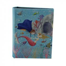 pret preturi Album foto Ariel 100 poze 10x15 cm buzunare slip in file negre albastru