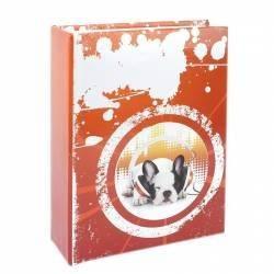 Album foto Beat Dog format 10x15 cm 100 poze 50 file cu buzunare Albume Foto