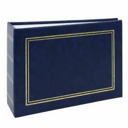 Album foto Clasic 10X15 cm 100 fotografii tip carte landscape albastru Albume Foto